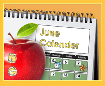 June  Calendar (Weather & Morning Meeting) - Smartboard Lesson