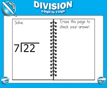 Division: 2-Digit Dividends (Basic Remainders) - Smartboard Lesson