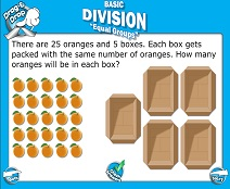 Basic Division: Equal Groups - Smartboard Lesson