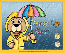 Dress Up Weather Bear - Smartboard Lesson