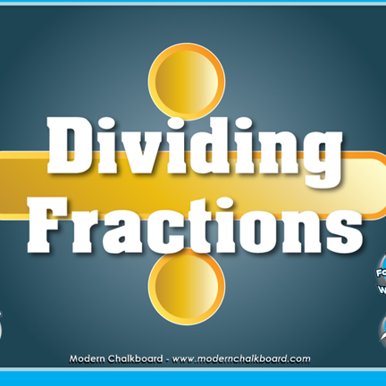 Smart Board Lessons - Multiplying and Dividing Fractions